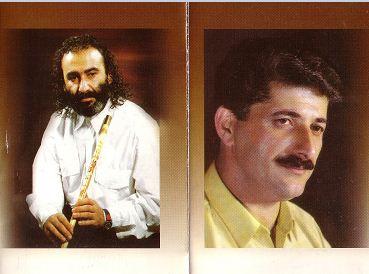 تصویر پشت جلد آلبوم سیاریحون - اثر استاد سید هادی حمیدی
