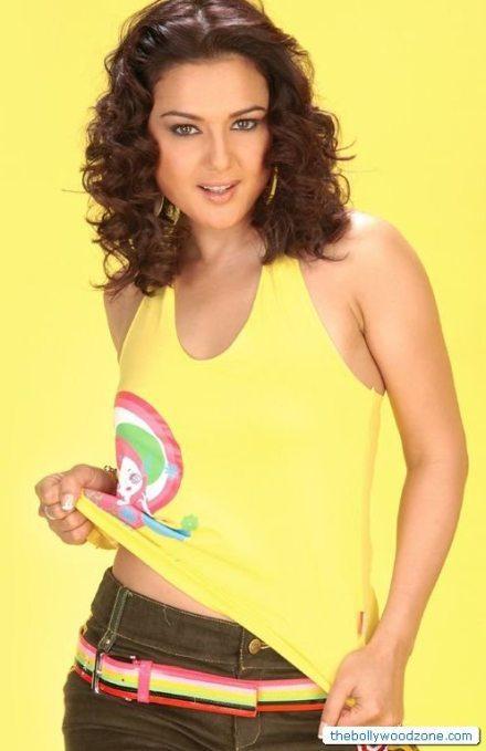 پریتی زینتا / Preity Zinta