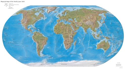 download world map