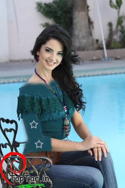 دختر زیبای مکزیک انتخاب شد
