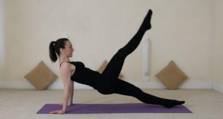 ورزش پیلاتس یک ورزش محبوب و مفید