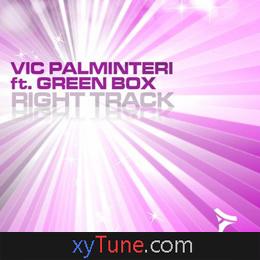Vic Palminteri feat. Green Box - Right Track