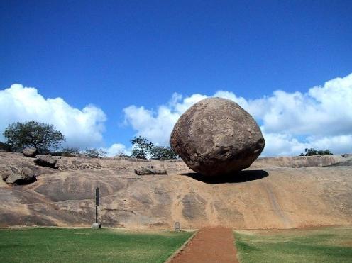 تصاویری از صخره های عجیب