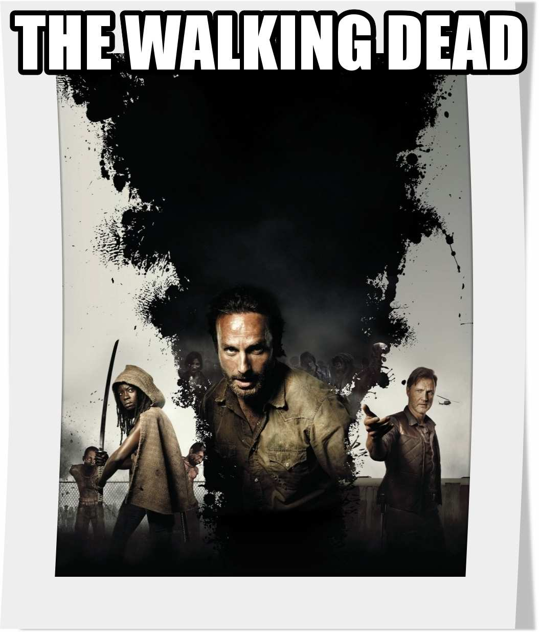 سریال the walking dead فصل سوم