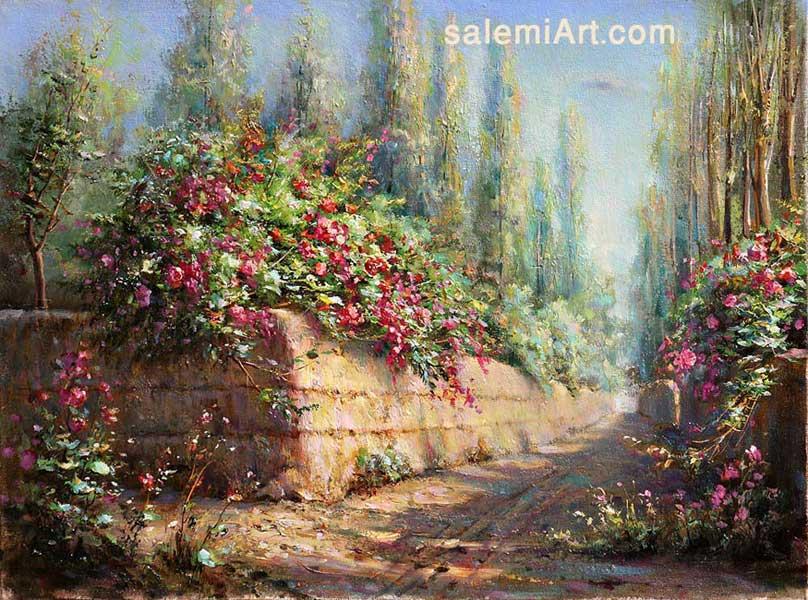 گالــــــــری - نقاشی رنگ و روغن 2