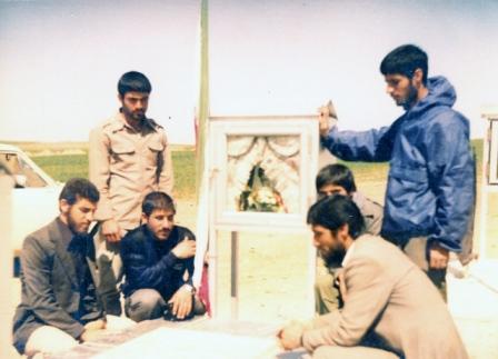 حاج محمد طالبی-محمد حیدری-شهدای سریش آباد-شهدای کردستان-محمد-سریش آبادی-حیدری