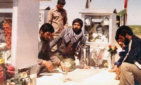 حاج محمد طالبی-شهدای غیور کردستانی-حیدری-محمد-محمدحیدری-سریش آباد-