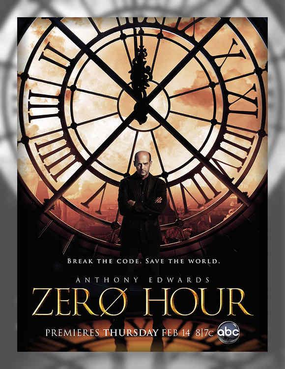 سریال Zero Hour فصل اول