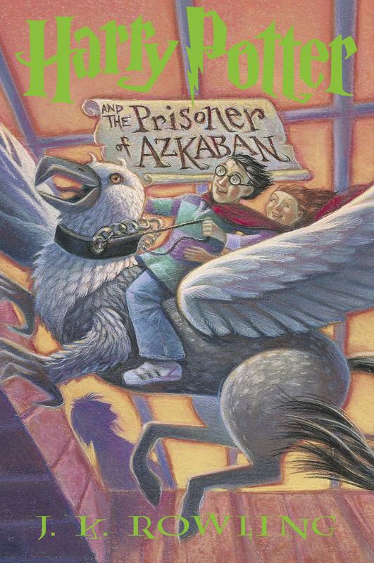 کتاب هری پاتر و زندانی آزکابان