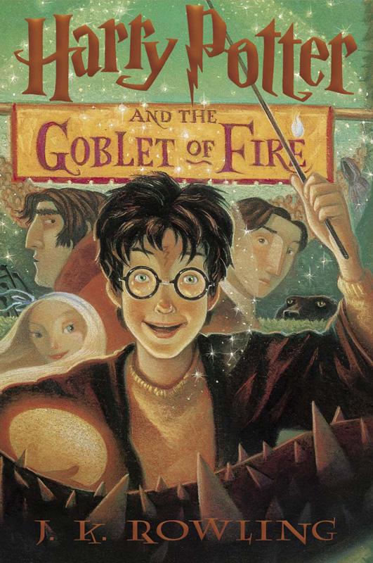 کتاب هری پاتر و جام آتش