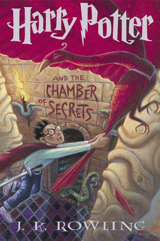 کتاب هری پاتر و تالار اسرار