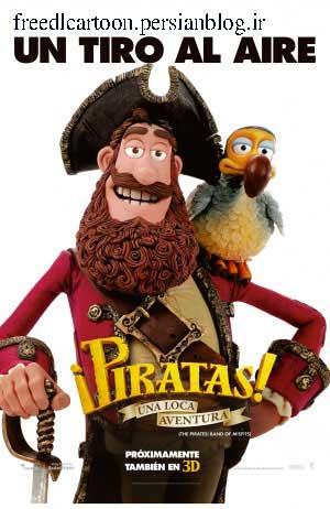 دانلود انیمیشن 2012 The Pirates Band of Misfits