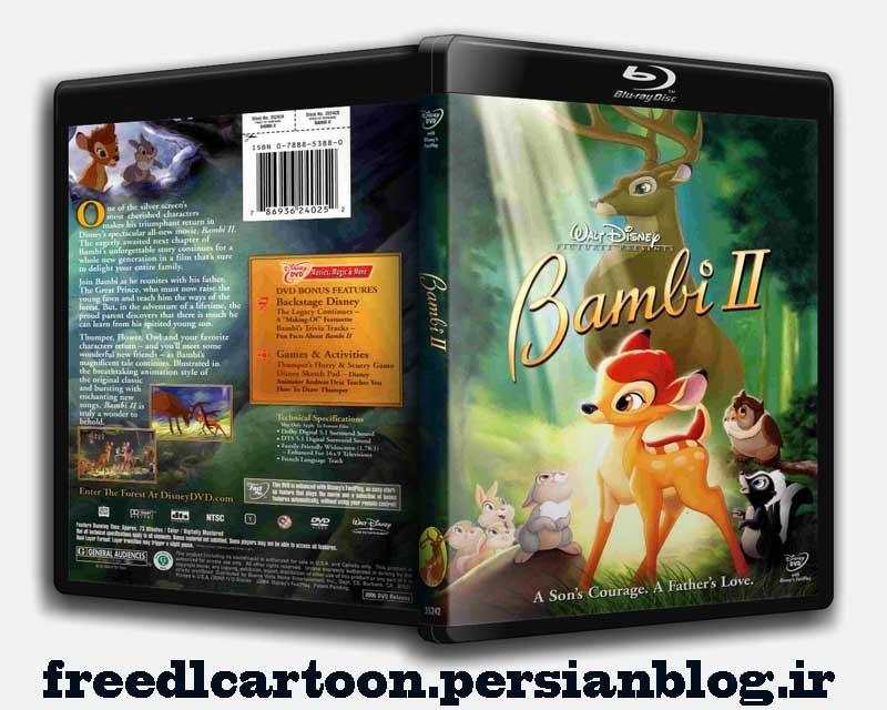 دانلود انیمیشن Bambi 2