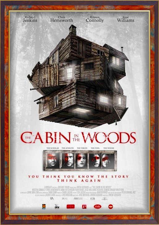 فیلم The Cabin in the Woods 2011