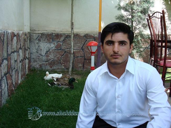 شهید محمد مهدی ایثاری