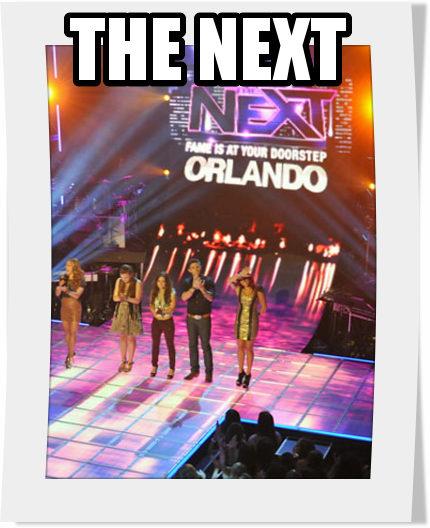 مسابقه The Next 2012 فصل اول