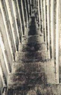 آثار دوده در معابد مصری