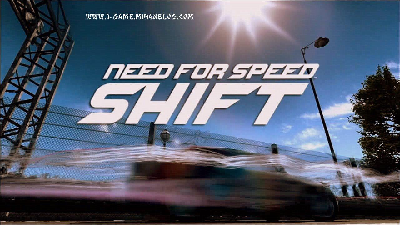 دانلود بازی Need For Speed SHIF