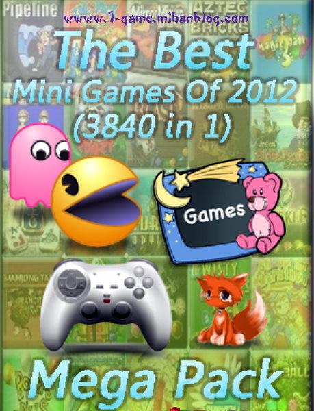 دانلود مجموعه بهترین مینی گیم های سال 2012