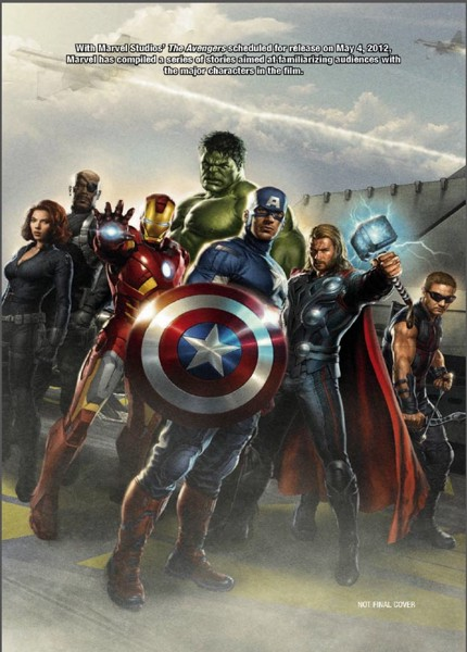 The Avengers 2012  دانلود فیلم The Avengers 3D 2012