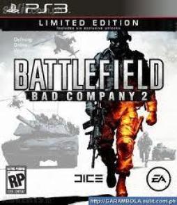 battlefield - ps3 - dvd