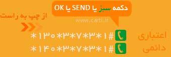 اینترنت ایرانسل GPRS