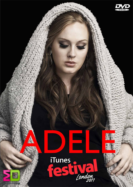 دانلود کنسرت زیبای Adele in iTunes Festival – London 2011 Bluray 720p