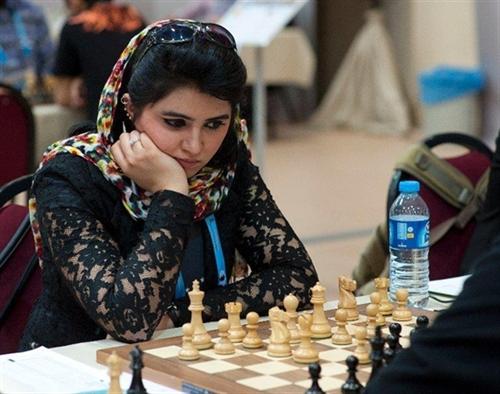 بالا رفتن رتبه جهانی تیم شطرنج افغانستان