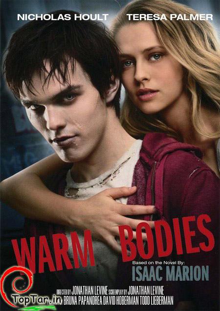 پوستر فیلم بدن های گرم در سال 2013