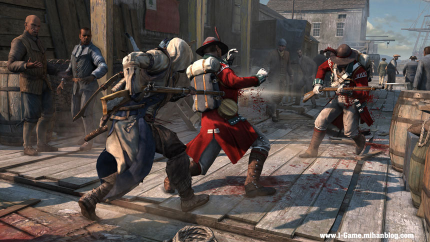 بازی Assassin's Creed III