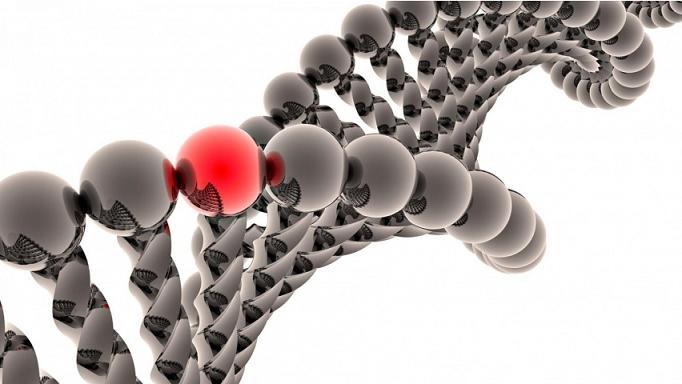 عکس زنجیره دی ان ای DNA