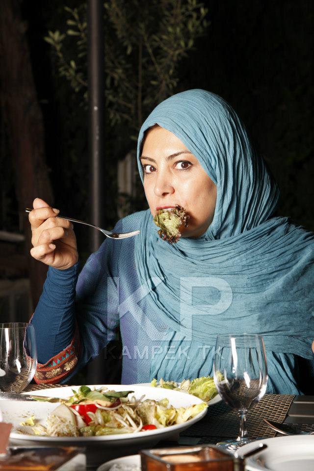 خداحافظی لادن طباطبایی در دنیای بازیگری