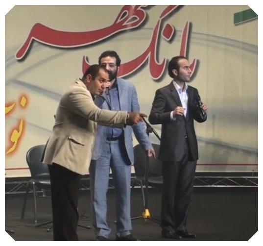 شادترین کلیپ با سه مجری طناز ( رفیعی ، یحیوی ، ریوندی)