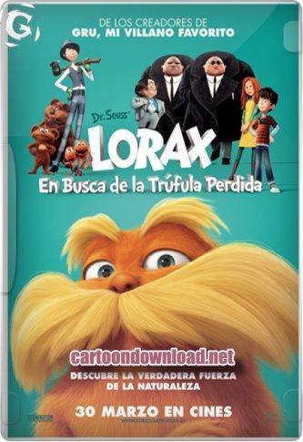 دانلود انیمیشن دوبله لوراکس | lorax