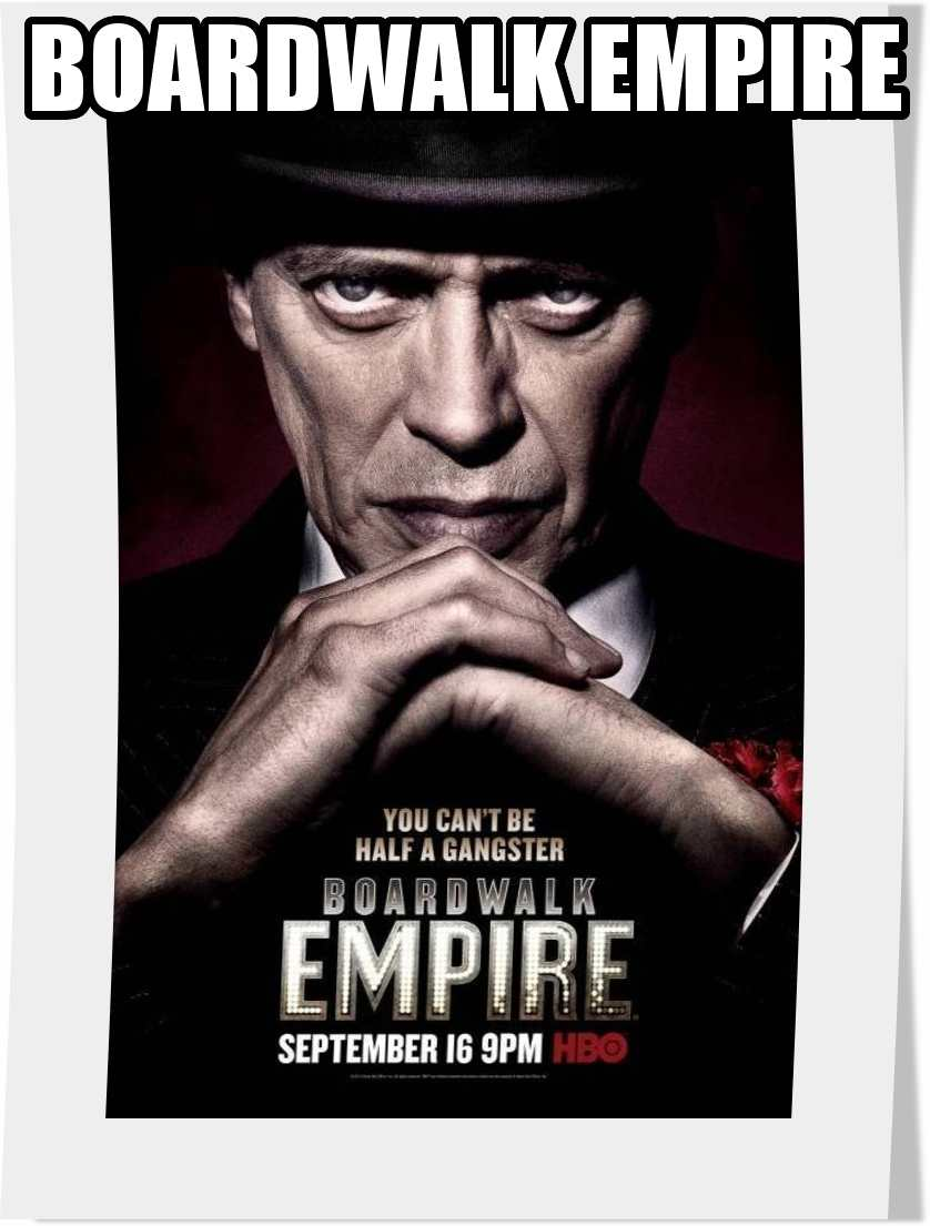 سریال Boardwalk Empire فصل سوم