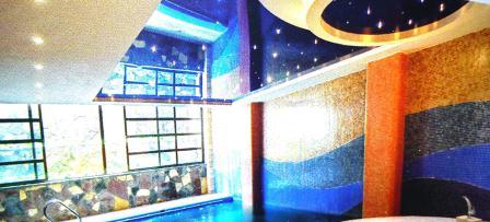 انواع چراغ استخر نورپردازی استخر ساختمان