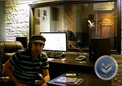 استودیو رسمی و جدید شهاب اکبری افتتاح شد ...