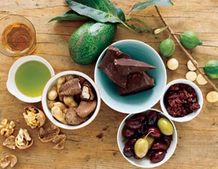 مهمترین منابع غذایی MUFA