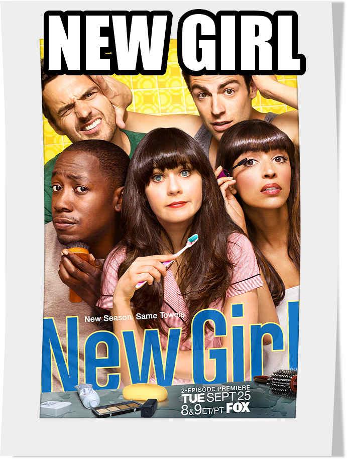 سریال New Girl فصل دوم