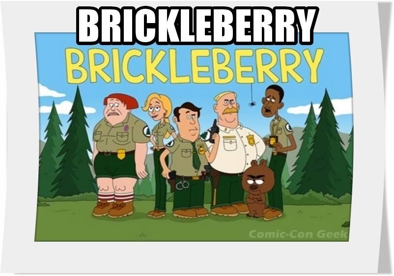 سریال انمیشین brickleberry فصل اول