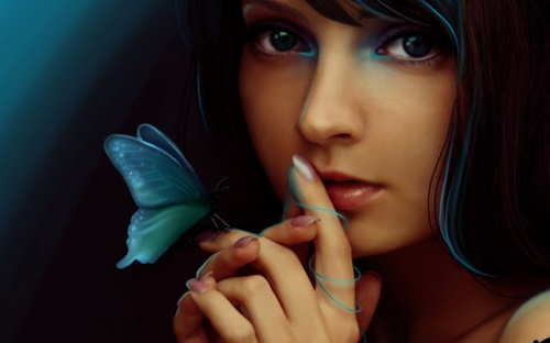 www.ysame.ir - عكس هاي جديد فانتزي دختران زيبا