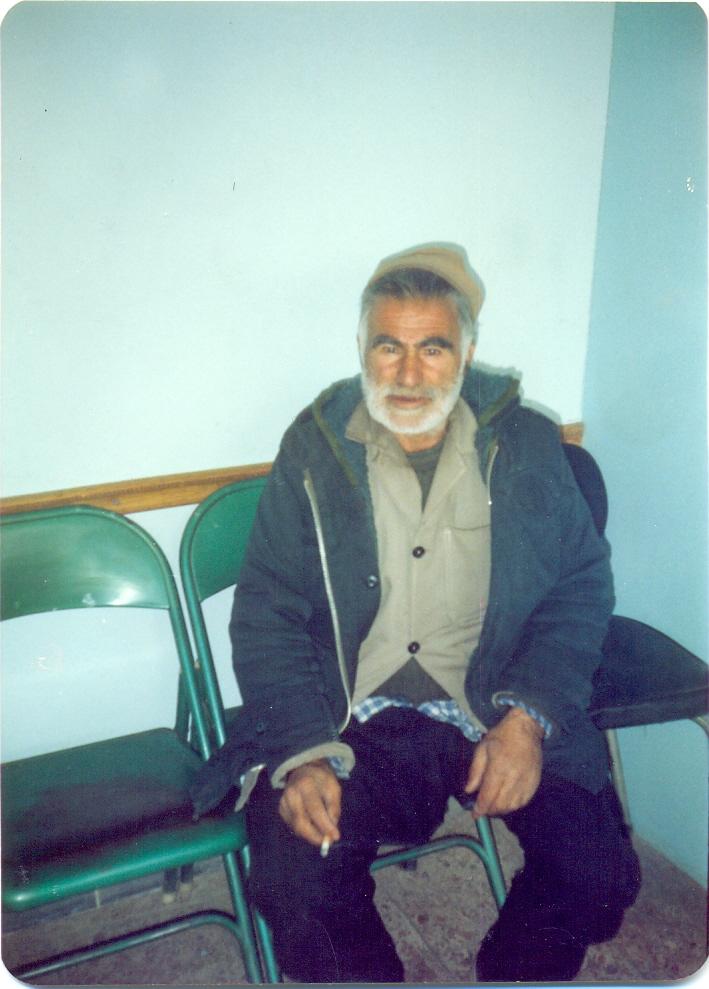 مرحوم حاج محمد علی بروغنی