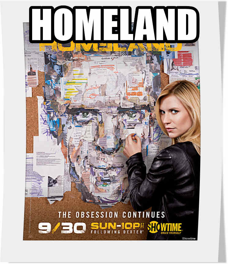 سریال Homeland فصل دوم