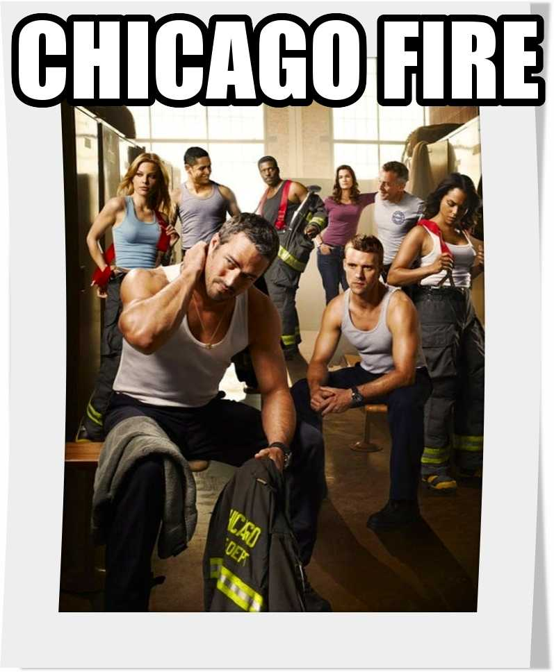 سریال chicago fire فصل اول
