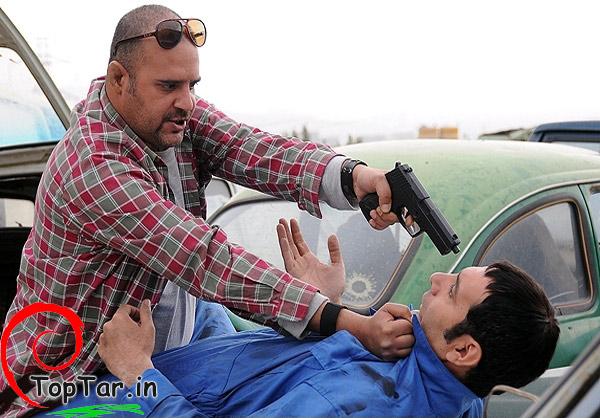 عکس بازیگران سریال دزد و پلیس