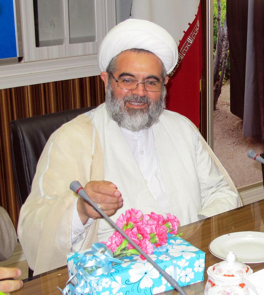 حجت الاسلام والمسلمین مالک اژدر شریفی در نشست بررسی حقوق کودکان در ایران