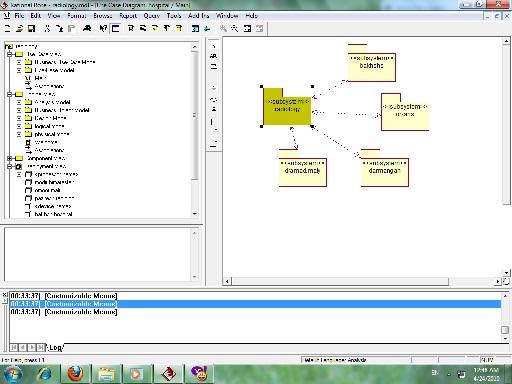 rad2 پروژه مهندسی نرم افزار رادیولوژی Rational Rose