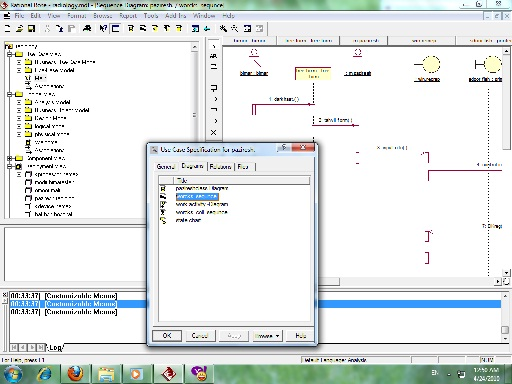 rad3 پروژه مهندسی نرم افزار رادیولوژی Rational Rose