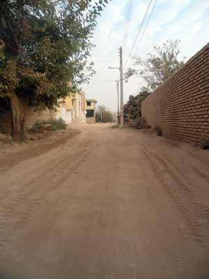 آیینه یزد - درخواست از شهرداری یزد