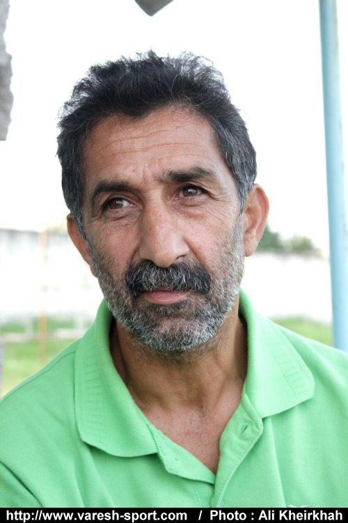 سید علی محمدی ، پیشکسوت فوتبال رشت